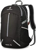 NEEKFOX Zaino da Trekking Leggero Compattabile Zaino da 30 Litri Viaggio Trekking Giorno Pack per Uomo Donna, Zaino...