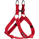 PetsLike Spun Harness Regular Red (size Large), RED, Large, 250 g