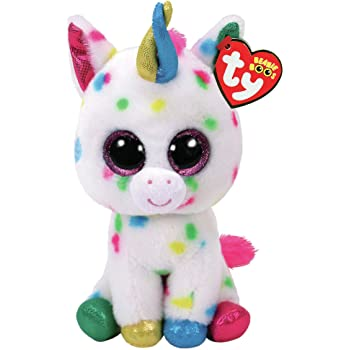 Ty Harmonie Unicorn Beanie Boo 15cm