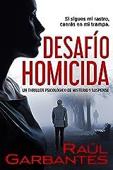 Desafío Homicida: Un thriller psicológico de misterio y suspense Versión Kindle