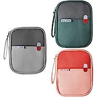 Mini Erste Hilfe Set Erste-Hilfe-Koffer Kompakt First Aid Kit Notfalltasche Medizinisch Tasche Klein Wasserdicht Tragbar…