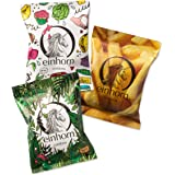 Einhorn Condooms, motief: Fummel-Dschungel, 7 veganistische condooms