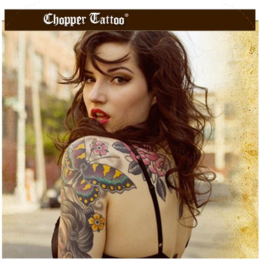 Honest Chopper Tattoo - Chopper Tattoo