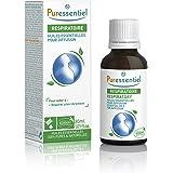 Puressentiel - Respiratoire - Huiles Essentielles pour Diffusion - Diffuse Respi - 100% pures et naturelles - Aide à respirer