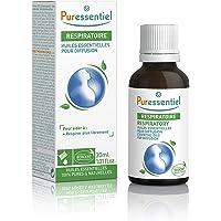 Puressentiel - Respiratoire - Huiles Essentielles pour Diffusion - Diffuse Respi - 100% pures et naturelles - Aide à…
