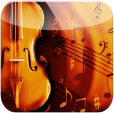 Violin Tuner/Stimmgerät für die Geige