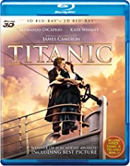 Titanic (Blu-ray 3D & Blu-ray) (4-Disc Box Set)