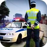 Traffic Police in City