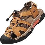 Unitysow Sandali Sportivi Uomo Estive Moda Trekking Scarpe Comoda Leggera Antiscivolo Sandali da Spiaggia All'aperto Escursio