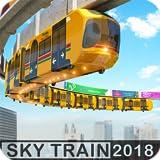 Elevado Tren Conducción Simulador 2018 Colgar muy alto Conductor de tranvía Juegos GRATIS