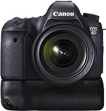 Canon EOS 6D 20.2MP Digital SLR Camera (Black) + 24-70mm Lens