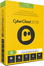S.A.D Cyberghost (2018) 3 Geräte / 1 Jahr Software