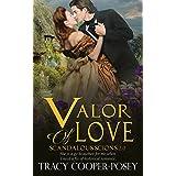 Valor of Love (Scandalous Scions Book 2) (English Edition)