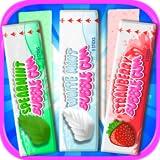Chewing Gum Maker - Kids Bubble Gum & Dessert Food Maker Games FREE