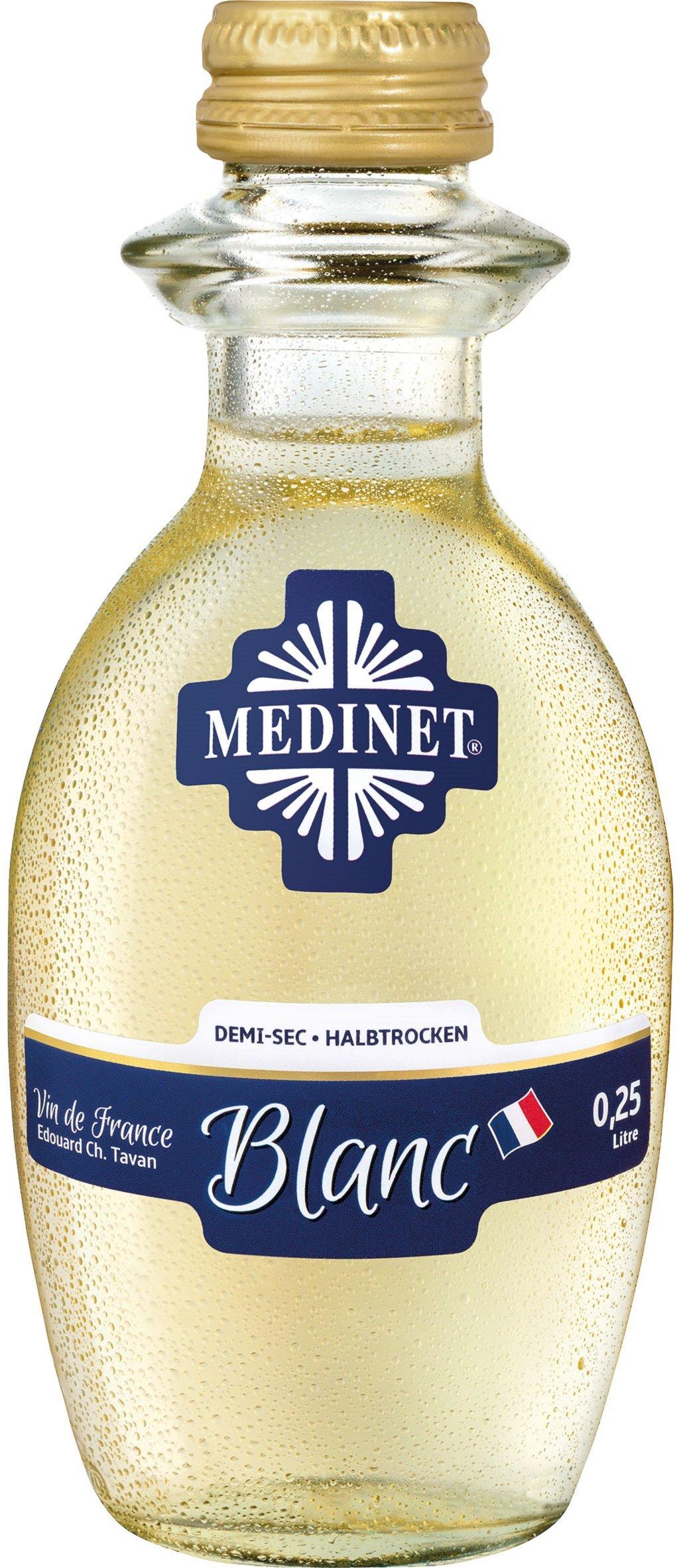 Medinet-Rouge-Halbtrocken