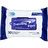 Cool & Cool V468A Travelling Fresh Wipes - Pack of 3 Pieces (3 x 30 Wipes)