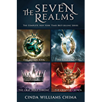 The Seven Realms: The Complete Series: Collecting The Demon King, The Exiled Queen, The Gray Wolf Throne, and The…