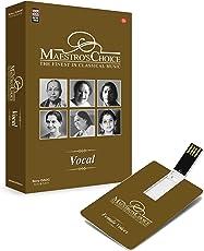 Music Card: Maestros Choice - Female Voices - Vocal - 320 Kbps Mp3 Audio (4 GB)