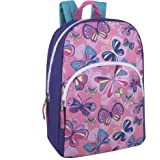 حقيبة ظهر 38.1 سم للأولاد والبنات، حقائب ظهر للأطفال لمرحلة ما قبل المدرسة ورياض الأطفال والابتدائية مع أحزمة مبطنة قابلة للت