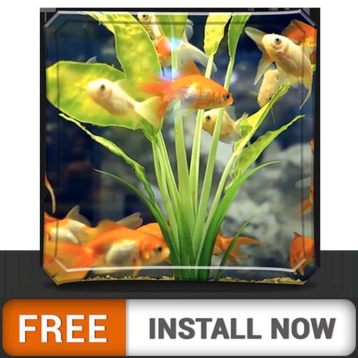 Happy Aquarium HD - Wallpaper & Themes