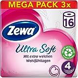 Zewa papel higiénico% 22% 22 ultra suave de 4 capas, Familia stock paquete, 1er Paquete (1 x 48 piezas)