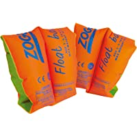 Zoggs Kid's Float Bands, Swimming Armbands for Kids (ages 1-12 years)