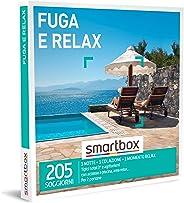SMARTBOX - Cofanetto regalo coppia- idee regalo originale - 2 giorni di relax con fascino rustico
