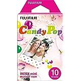 Fujifilm Instax Mini Candy Pop Film (Multicolor, Pack of 10)