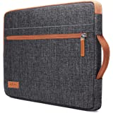 """KIZUNA Laptop Sleeve 11 Inch Water-Resistant Computer Case Hand Bag for 12.9"""" iPad Pro 2020/12.3"""" Microsoft Surface Pro 7 6/S"""