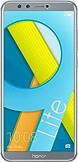 """Honor 9 Lite Smartphone, Grigio, 32GB Memoria, 3GB RAM, Display 5.65"""" FHD+, Doppia Fotocamera 13+2MP [Italia]"""