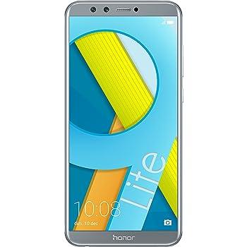 """Honor 9 Lite Smartphone, Schermo 5.65"""" FHD+, 3 GB RAM, Doppia Fotocamera 13 e 2 MP, 32 GB, Grigio [Italia]"""