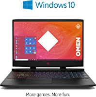 HP Omen 15-dc0012ne, Gaming Laptop, Intel Core i7-8750H, 15.6 Inch, 1TB HDD + 256GB SSD, 16GB RAM, NVIDIA GeForce GTX...