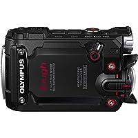 Olympus TG-Tracker B Videocamera per Attività Estreme, CMOS, Video 4K, Nero
