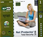 NPAV Net Protector Total Security 2019 - 1 PC, 1 Year (Email Delivery in 2 Hours - No CD)