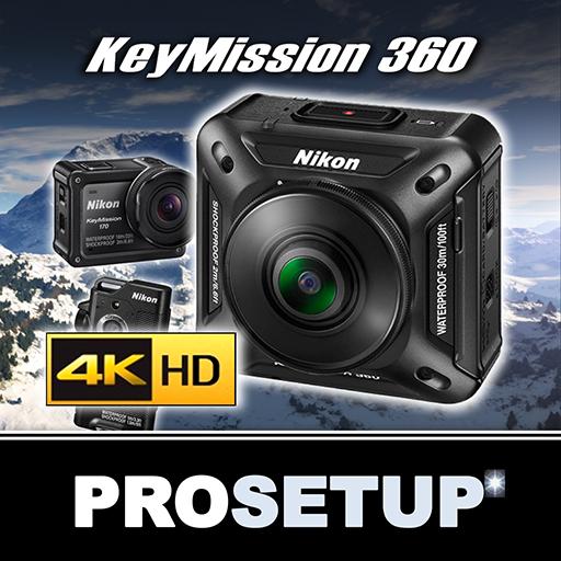 KeyMission 360, 170 & 80 ProSetup 80 Sensor