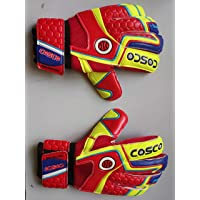 COSCO GOAL KEEPER GLOVES PROTECTOR (Color may vary)