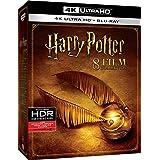 Harry Potter - 8 Film Collection (8 Blu-Ray 4K Ultra Hd+8 Blu-Ray) [Blu-ray]