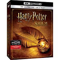 Harry Potter 1-8 Collec.(Box 16 Br 4K)