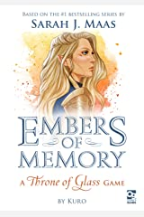Embers of Memory: A Throne of Glass Game Hardcover