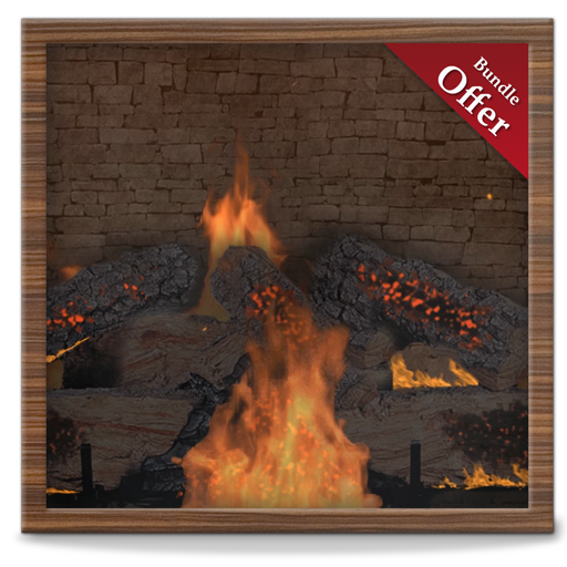 bonfire-fireplace-pack-wallpaper-themes