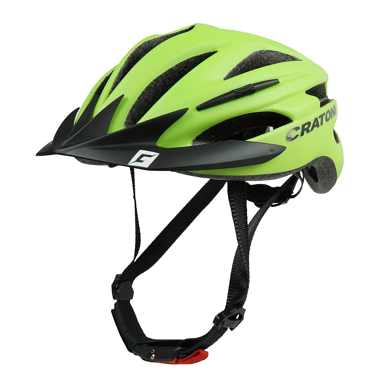 Fahrradhelm Radhelm Cratoni Pacer in verschiedenen Farben Amazon Sport & Freizeit