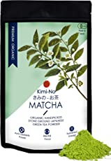 Kimino Japanese Organic Matcha Green Tea, 30g