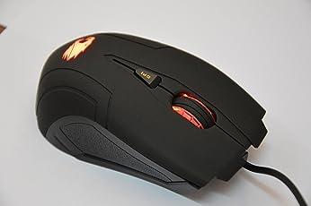 iBuyPower GMS5001 Gaming Mouse,Black