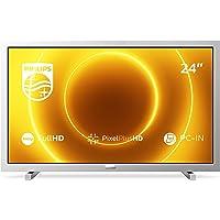 Philips 24PFS5525/12 24-Zoll-LED-Fernseher (Full HD, Pixel Plus HD, Full-Range-Lautsprecher, 2 x HDMI, VGA, USB…
