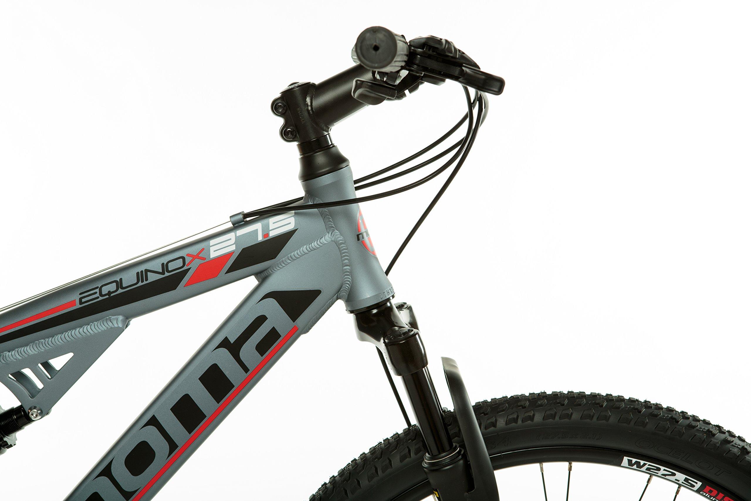 "Moma Bikes, Bicicletta Mountainbike 27,5"" MTB Shimano"