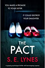 The Pact: A gripping psychological thriller with heartstopping suspense Kindle Edition