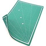 PRETEX Schneidematte im A3 Format | Material: PVC mit selbstschließender Oberfläche | Maße: 45 x 30 cm | Farbe: Grün