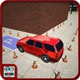Offroad Luxury Prado Car Parking Simulator 2018