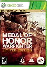 MOH Warfighter - Limited Edition (Xbox 360)
