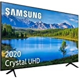 "Samsung Crystal UHD 2020 43TU7095 - Smart TV de 43"", 4K, HDR 10+, Procesador 4K, PurColor, Sonido Inteligente, Función One Re"